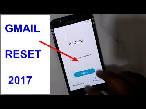 Samsung Galaxy J7 Nxt  Google account bypass Frp reset 2017