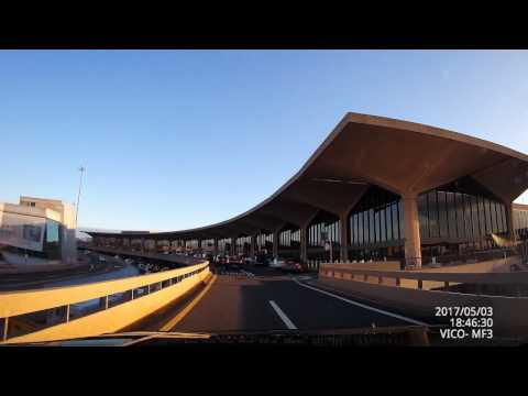 How to pick-up and drop-off at Newark Airport's Terminal C (United Airlines, EWR)