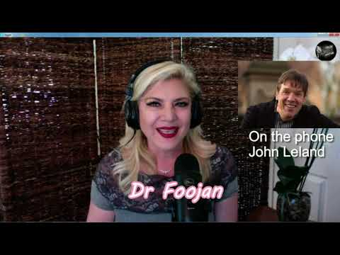 Inner Voice - a Heartfelt Chat with Dr. Foojan - Interview with John Leland