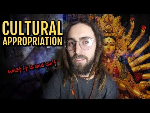 Cultural Appropriation! (What it IS & ISN'T) *Dreadlocks, Bindis & More*