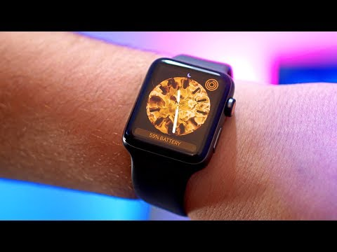 watchOS 5's New Apple Watch Faces Hands-On
