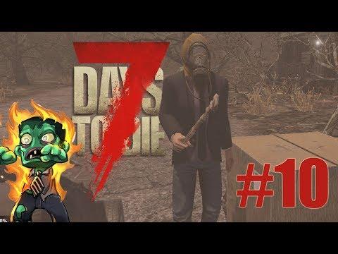 7 Days to die   Umaapoy ang kalaban #10 (TAGALOG)