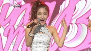 130308 Music Bank Two X 투엑스 - Ring Ma Bell 링마벨 [1080p HD]