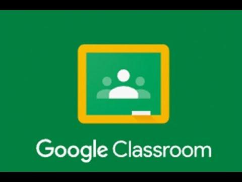 NEW Google Classroom code