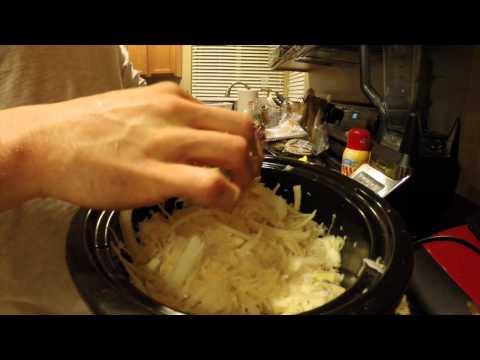 Slow Cooking - Pork and Sauerkraut