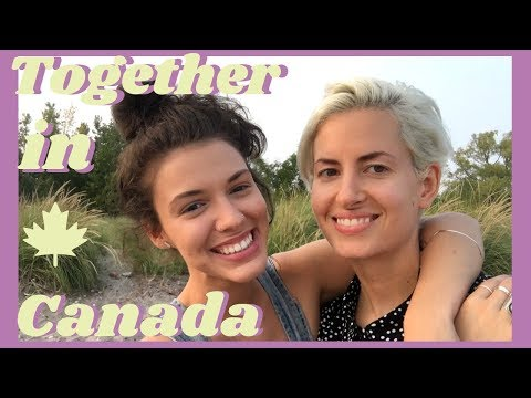 Our Life Together in Canada ❤️| Lesbian Couple