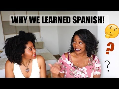 Why We Learned Spanish... [English Subtitles added] ❤