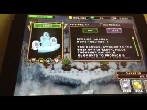 How to breed the deedge monster in my singing monsters