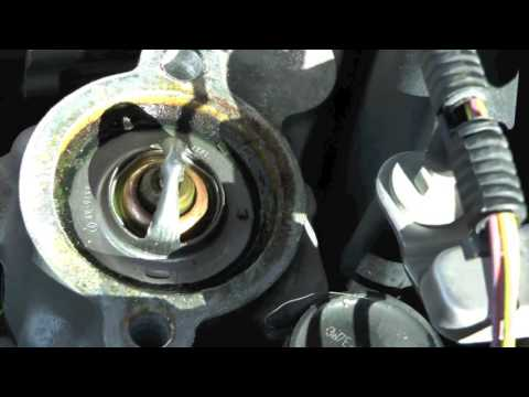Ford Crown Vic & P71 thermostat replacement