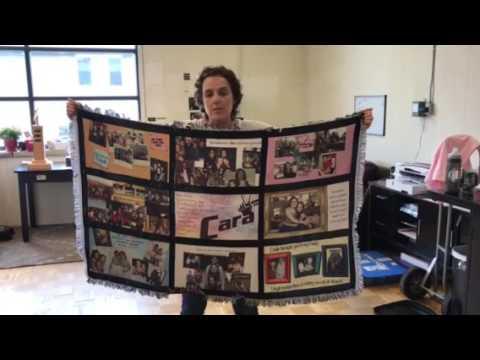Custom Photo Collage Blanket