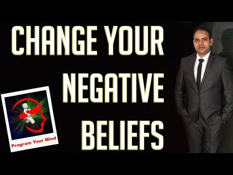 How to Change Negative Beliefs | VED [in Hindi]