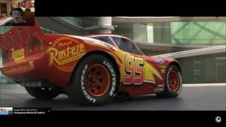 My Reaction To The Extended Cars 3 Teaser Trailer