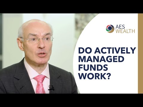 Can actively managed funds outperform the market?