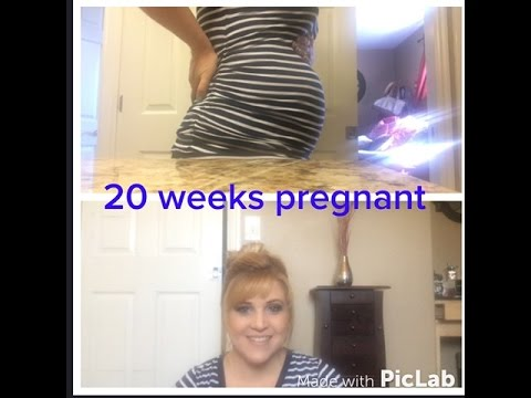 20 WEEKS PREGNANT!! (ultrasound pictures!)