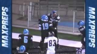 Rob Gronkowski High School Football Highlights Woodland Hills Pa