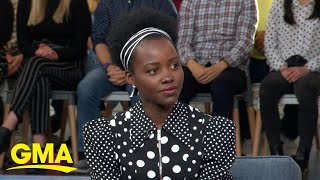 Lupita Nyong'o shares powerful story behind new children's book, 'Sulwe' l GMA