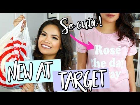 *NEW* Target Clothing Haul! SPRING BREAK CLOTHES! | Belinda Selene