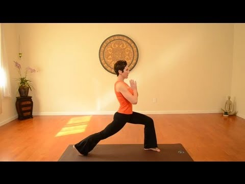 Yoga Moves for Losing Leg Fat : Exercise & Yoga