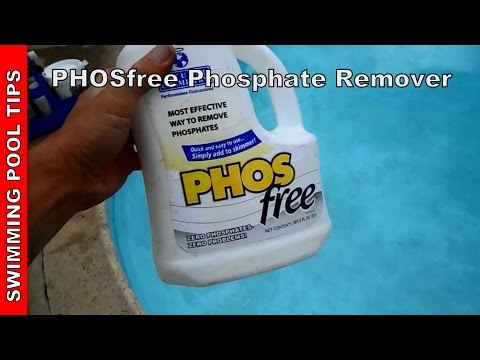 PHOSfree: Phosphate Remover, Algae Treatment