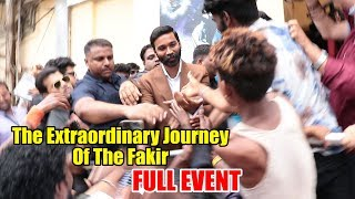 The Extraordinary Journey Of The Fakir Official Trailer Launch | Dhanush | Ken Scott