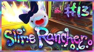 Slime Rancher: Glass Desert #13 - Shooting Slime Hoops!