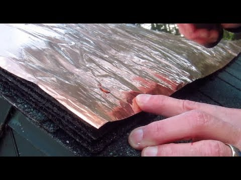 Copper Roof Strips