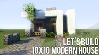 Minecraft maison moderne par im2gr84u music jinni for Minecraft modernes haus 10x10