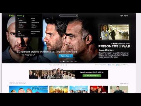 Yahoo! Rumored Bid For Hulu