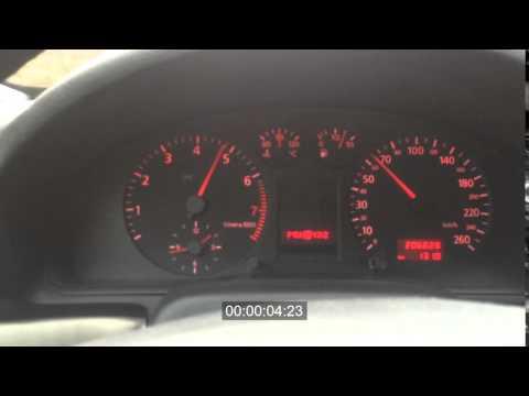 Audi A4 B5 2.8L 0-60 Automatic