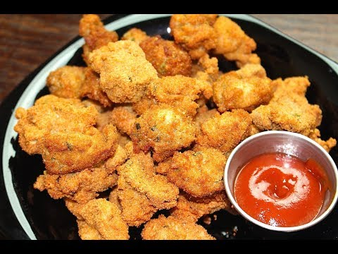 CHUNKY CHICKEN BITES *COOK WITH FAIZA*