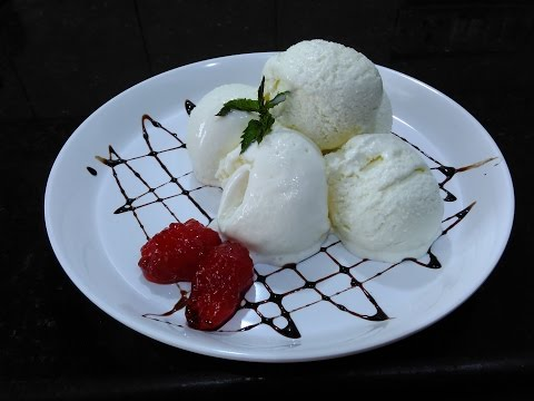 HomeMade Vanilla Icecream Recipe/Eggless/Without Icecream Maker/Easy and perfect Recipe#105
