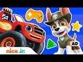 Let39s Play Nick Jr Video Games W PAW Patrol Blaze amp More AD Nick Jr