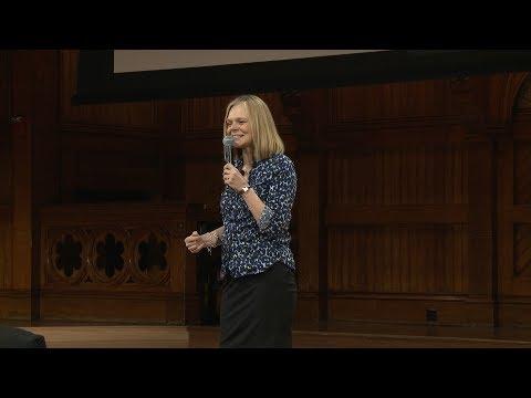 Emma Dench - Visitas Thinks Big 2018 - Harvard University