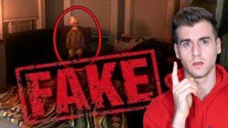 Dear David Is Fake...