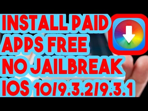 New How To Download Paid Apps Free No Jailbreak/Crash iOS 10/9.3.2/9.3.1 iPhone/iPod/iPad Via AppVn