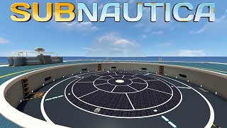 NEPTUNE ESCAPE ROCKET LAUNCH PLATFORM!! [Ep. 76] | Subnautica