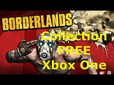 Borderlands: The Handsome Collection Is Free On Xbox One Right Now!!