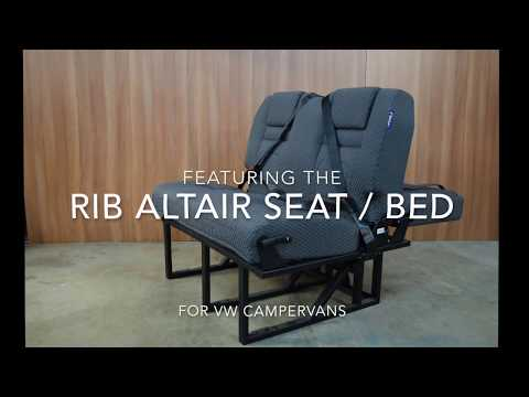RIB Altair Bed & Seat - VW T4 T5 T6 Campervans