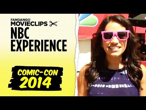 Comic-Con 2014 - NBC Experience (2014) HD