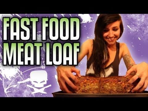 Fast Food Meatloaf - Epic Meal Time