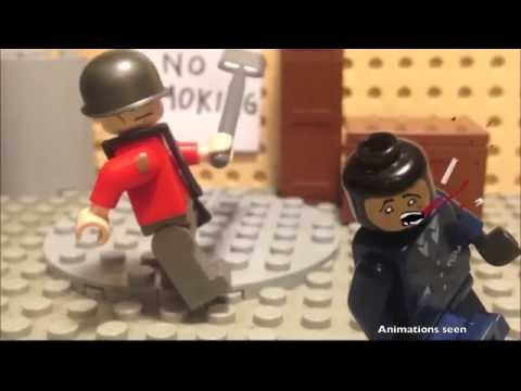 Lego TF2: Meet the Soldier