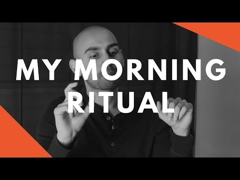 My 4 Step Morning Routine for Productivity and Success