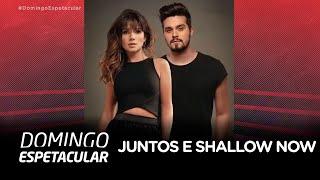 """Luan Santana cancela show com Paula Fernandes após fiasco de """"Juntos e Shallow Now"""""""