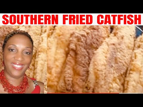 HOW TO FRY CATFISH SOUTHERN STYLE :: jjackéee KooKz
