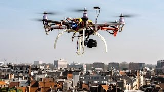 Civilian drones disrupt flight safety in SW China