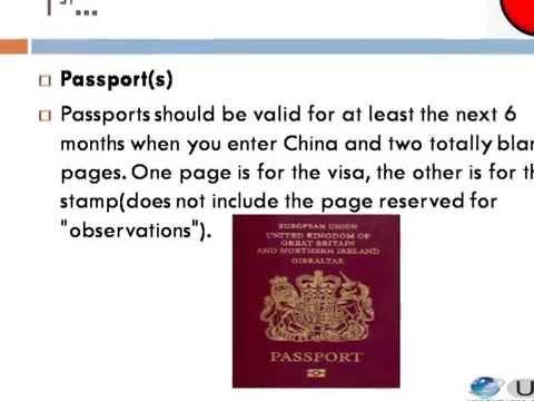 China Business Visa - Unique Visa Services