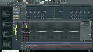 Token - Treehouse [GhostMusic Remake] - FL Studio