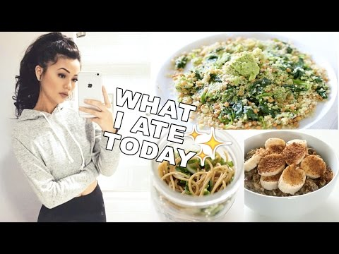 What I Eat On A School Day // Healthy & Easy Meal Ideas (#9)