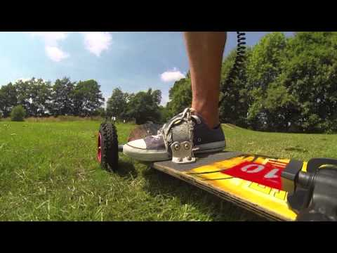 Mountain Boarding Experience 30sec Review