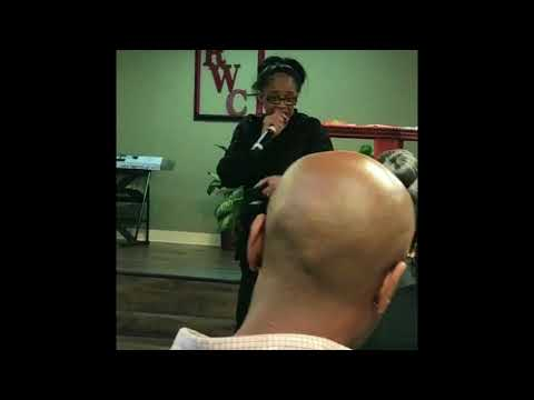 My Mommy Preaching! Prophetess Sharon Seay Whitelaw